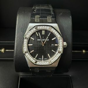 Audemars Piguet Royal Oak Diamond Dial 33mm